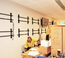 Video Wall Design & Install Perth Australia (1)