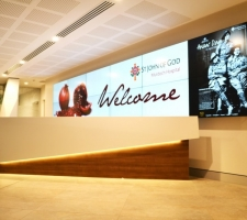 Video Wall Digital Signage Hospital Perth (1)