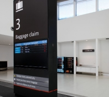 airport-carousel-sign-with-digital-display