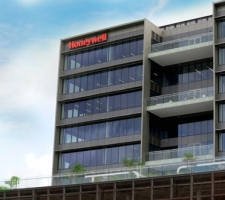Honeywell sky signs