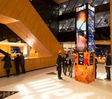 Interactive-digital-totem---iinet-Perth-Arena