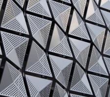 Fractal facade