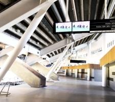 Stadium digital internal