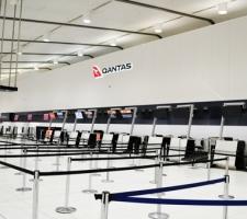 Qantas Internal Check in T4