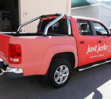 Just Jerky - Ute wrap