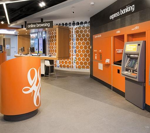 bank signage western australia