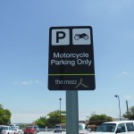 custom parking sign mt hawthorn
