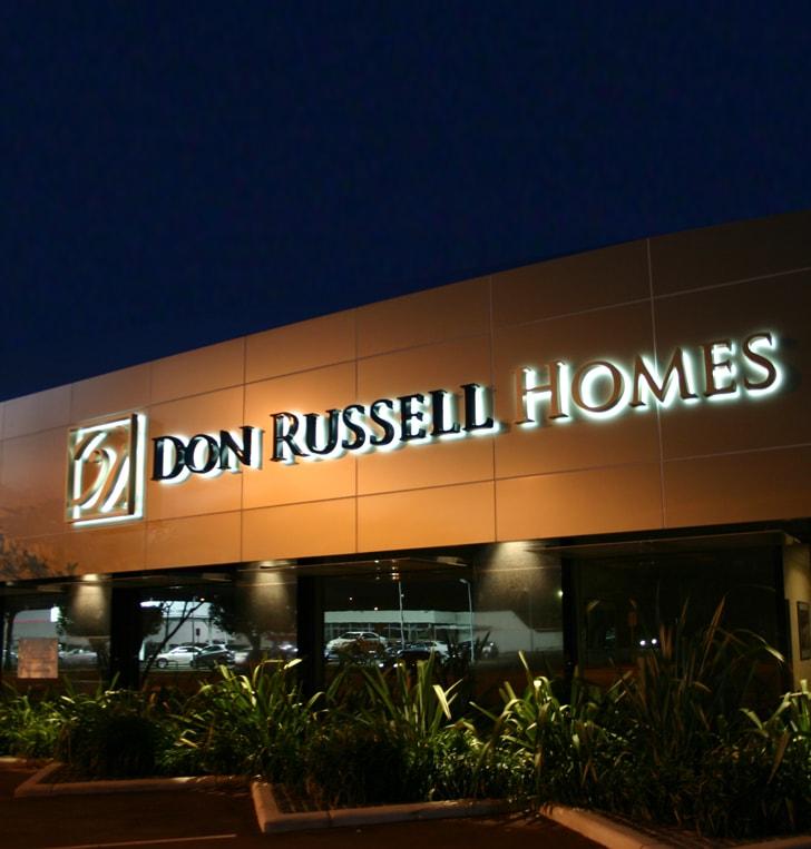 building illuminated letters osborne park