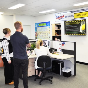 Digital Signage employee engagement technology solutions
