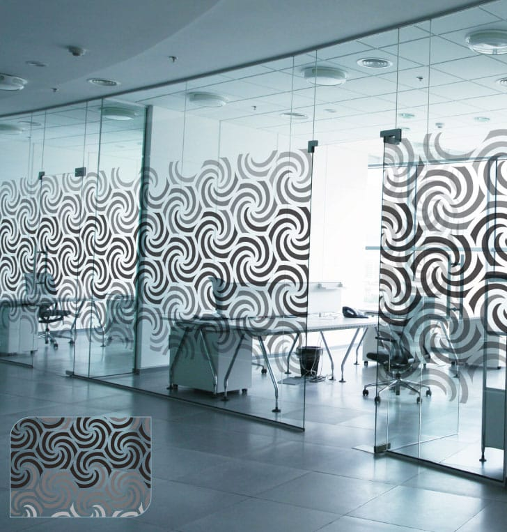 perth digitally printed graphics glass