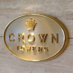 hand built 3d signage crown perth